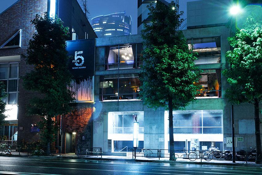 5 Nishiazabu
